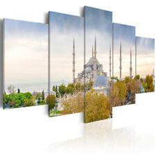 LEINWAND Bilder Muslim Moschee Architektur WANDBILDER xxl KUNSTDRUCK 225x112,5
