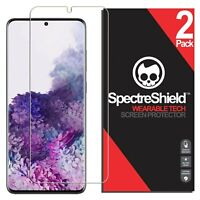 (2-PACK) For Samsung Galaxy S20 Screen Protector Case Friendly Spectre Shield