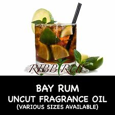 100% Pure Bay Rum Fragrance Oil 1oz