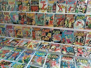 Flash #200-350 Full Run Lot 225 Reverse Green Lantern Neal Adams Giants HI GRADE