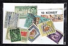 Koweit - Kuwait 10 timbres différents