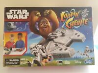 STAR WARS LOOPIN' CHEWIE ACTION GAME - BOXED.A2