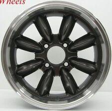 16X7 Rota RB Wheels 4X114.3 Rim +4 Royal Gun Metal Wheels (Set Of 4)