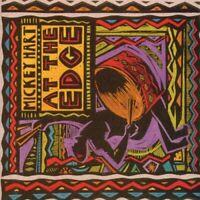 Hart, Mickey - At The Edge - Hart, Mickey CD NDVG The Fast Free Shipping