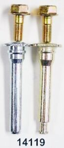Disc Brake Caliper Guide Pin Kit-Bolt Kit Front,Rear Better Brake 14119