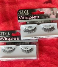 Ardell Profesional Demi Wispies And Baby Demi False Eyelashes NEW