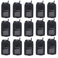 1-50Pcs Tactical Wallet Card Bag Key Holder Money Pouch Waist Pack Outdoor Lot