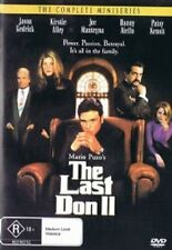 MARIO PUZO'S THE LAST DON 2 II: MINISERIES  -  DVD - UK Compatible - New sealed