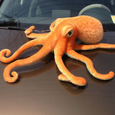Creative Realistic Sea Bottom Animal Doll Gift Simulation Octopus Plush Toy