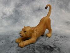 CollectA NIP * Lion Cub -Stretching * #88416 Wildlife Model Toy Figurine Replica