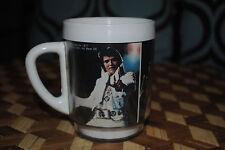 Elvis Presley Vintage 1977 Original THE KING LIVES ON Collectible Mug dawa inc.