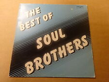 """LP 12"""" / THE SOUL BROTHERS - THE BEST OF - FORGETTING YOU (ROYAL, NETHERLANDS)"""