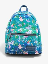 Loungefly Spongebob Squarepants Underwater Mini Backpack NWT