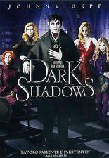 Dvd DARK SHADOWS - (2012) Johnny Depp - Tim Burton **Contenuti Speciali**..NUOVO