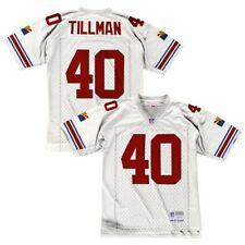 Pat Tillman 2000 Arizona Cardinals Mitchell & Ness Road White Legacy Jersey