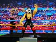 WWE MICRO AGGRESSION TNA Wrestling Wrestler Cake Topper Figure Sting K1041 Q