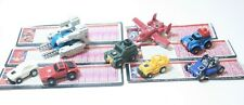 Transformers G1 LOT of Various Vintage Figures Vehicles with Specs File Cards