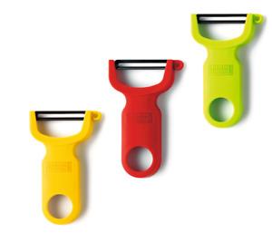 KUHN RIKON PEELER - red, green, yellow or grey  - SWISS made