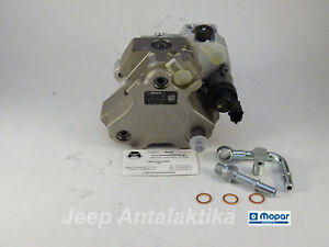 Fuel Injection Pump for Jeep Wrangler JK 07 2.8CRD 68046351AA New Genuine Mopar