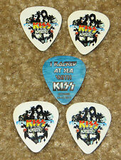 KISS KRUISE I GUITAR PICK SET OF 5