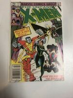 Uncanny X-men (1983) #  171 (F/VF) Canadian Price Variant Rogue Joins X-men