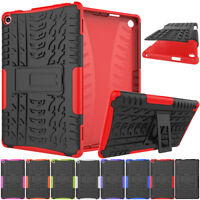 For Amazon Kindle Fire 7 HD 8 2017 Tablet Case Rugged Shockproof Stand Cover