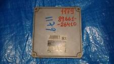 89661-26410 8966126410 TOYOTA 1KZ-TE Engine control module