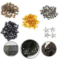10mm - 28mm Star Nail Head Studs for Repair Sewing Leathercrafts DIY Jacket Bags