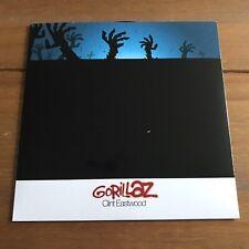 """Gorillaz - Clint Eastwood   7""""  Vinyl  Blur"""