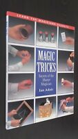Learn The Magicians Secrets Magic Tricks Ian Adair Demuestra 1995 Buen Estado