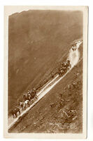 Coaches Descending Buttermere Hause Real Photo Postcard c1910