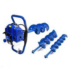Hyundai HYEA5080 50.8cc 2-Stroke Petrol Earth Auger / Borer / Drill Free Postage