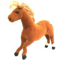 Saddle Club Brown Pony Horse Character Soft Plush Kids Animal Toy 27cm