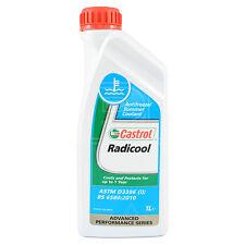 Castrol RADICOOL Antigel Concentré Summer liquide de refroidissement Anti Gel 1 L 1 L