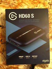 Elgato Game Capture HD60 S USB 3.0 Stream Record 1080p60 Twitch Youtube