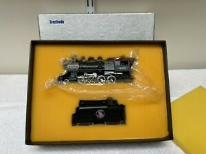 Tenshodo 158 HO BRASS Great Northern 2-8-0 Class F-8 Steam Locomotive w/Tender