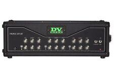 DV MARK Triple Six III Testata Valvolare  - 3 CHANNELS 120W all tube head DEAL
