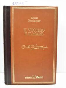 Ernest Hemingway Il vecchio e il mare De Agostini 1986
