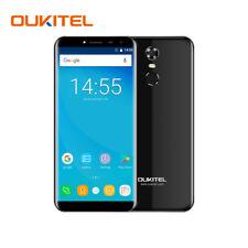 5.5'' OUKITEL C8 HD Smartphone 2+16GB Handy 3000mAh Stefon Android7.0 Schwarz FM