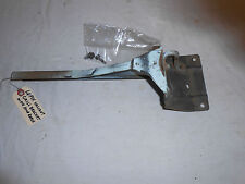 1964 PLYMOUTH  VALIANT, GRILL BRACKET w/ HOOD LATCH   ORIGINAL PART