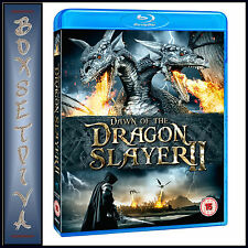 DAWN OF THE DRAGON SLAYER 2 - Amy De Bhrún  ***BRAND NEW BLU-RAY  **