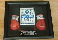 """RETURN OF THE CHAMPION"" BOXING DISPLAY   MUHAMMAD ALI vs JERRY QUARRY"