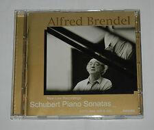 2 CD/ALFRED BRENDEL/ SCHUBERT PIANO SONATAS 575,894,959,960/Philips 456573-2