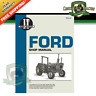 ITFO41 NEW Shop Manual for FORD 2310, 2600, 2610, 3600, 3610, 4100 (AFTER 1974)+