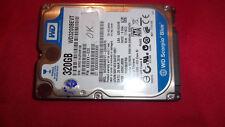 disque dur WESTERN DIGITAL SATA 320 GO pour pc portable