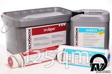 Schönox iFloor-Set 125qm Bodenklebstoff Bodenkleber Klebstoff