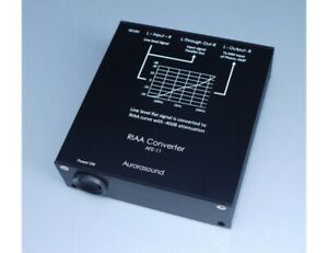 Aurorasound AFE-11 Convertitore RIAA