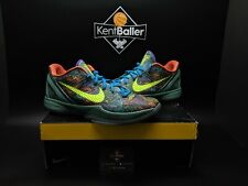 Nike Zoom Kobe VI 6 Prelude UK 10 US 11 VNDS With Box Basketball