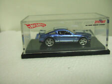 HotWheels Toyfair 2010 '10 Ford Shelby GT500 in Displaybox + tag