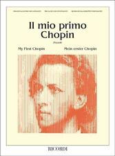 Frédéric Chopin Il Mio Primo Chopin (Pozzoli) edizioni Ricordi